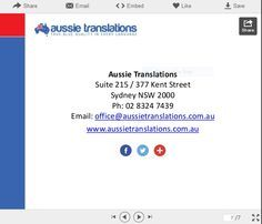 Contact us for any kind of translations, our expert team will always be available to help you.