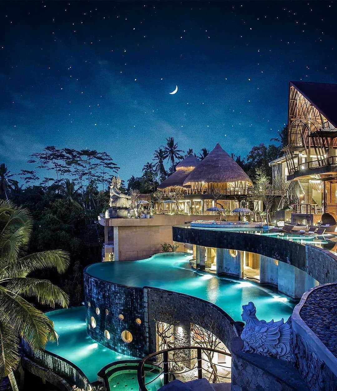 Top 10 Hotels In The World Jungle Resort Best Resorts Beautiful Hotels