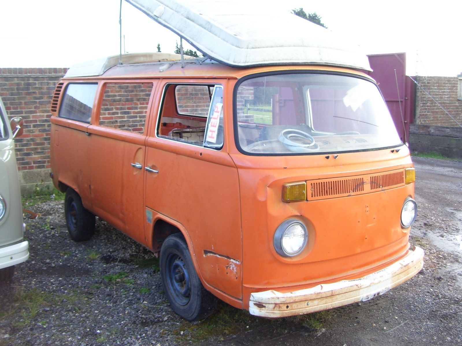 d20dd42a57 eBay  VW camper project 1973 Westfalia California Import  vwcamper  vwbus   vw