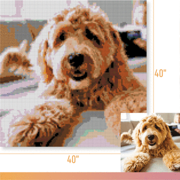 Photo of Personalized Kit – 40×40