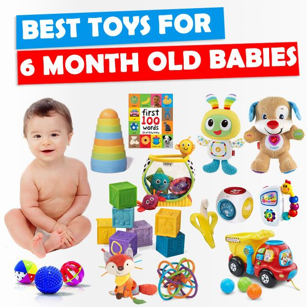 Best Toys For 6 Month Old Kiddo Fun Pinterest Baby Toys And