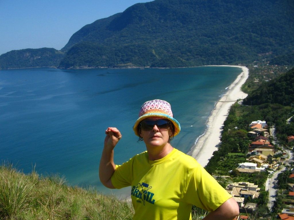 Litoral norte SP-Brasil