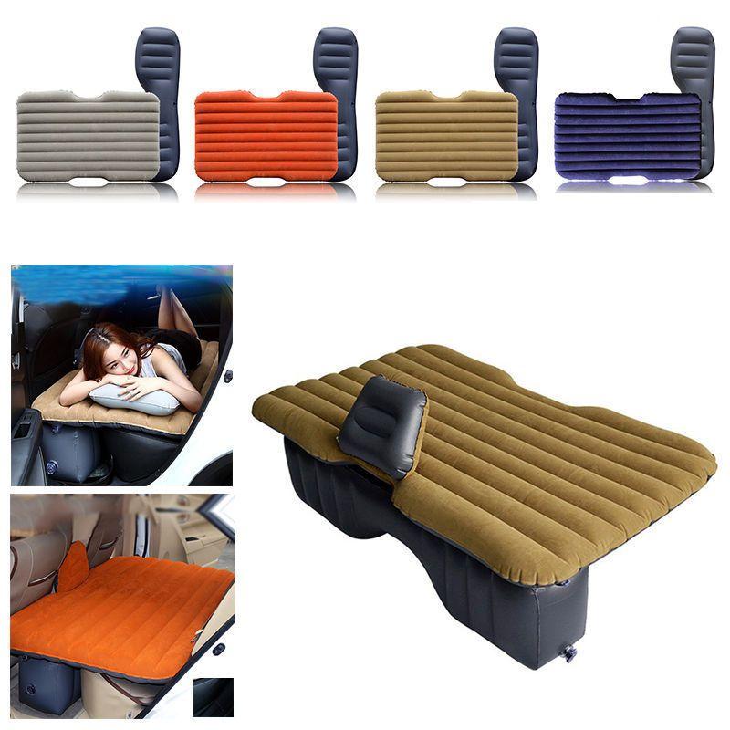 Aufblasbar Luftmatratze Auto Bett Camping Bett Gastebett Isomatte