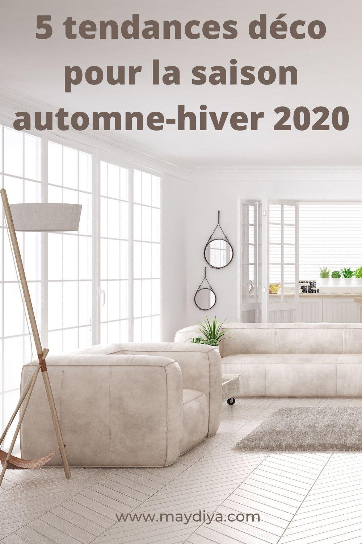 Envie de relooker votre intérieure ? Découvrez dès maintenant les dernières tendances déco pour la saison automne-hiver 2020 ! #decoration #maison#decorationinterieur #inspirationdeco #ideesdeco #inspiration #HomeDecor #interiordesign #homedesign