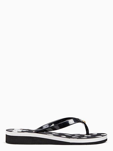 8c9cf9dfceea Kate Spade Milli Flip-flop Sandals