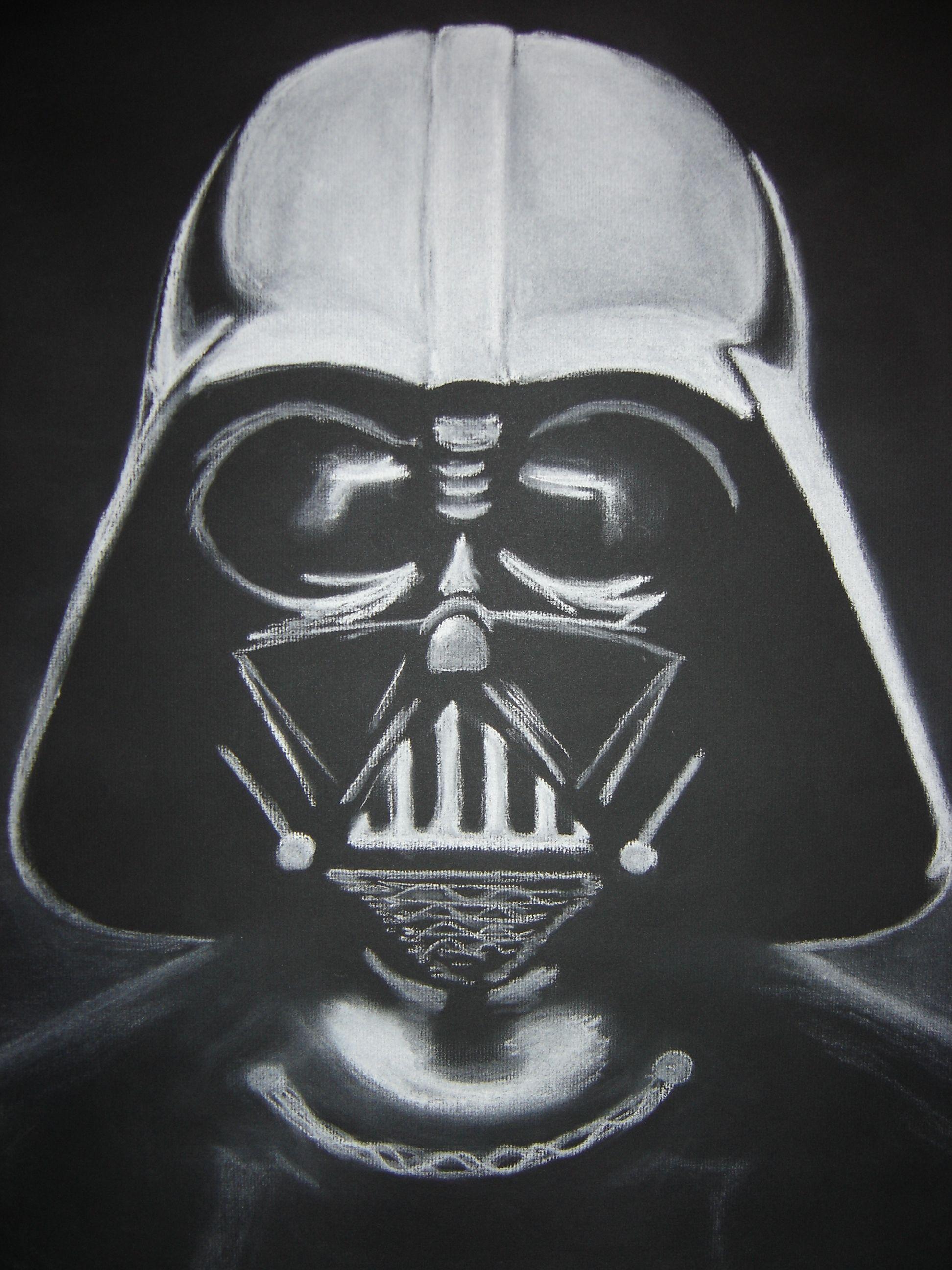 Darth Vader drawing | vader | Pinterest | Darth vader ...