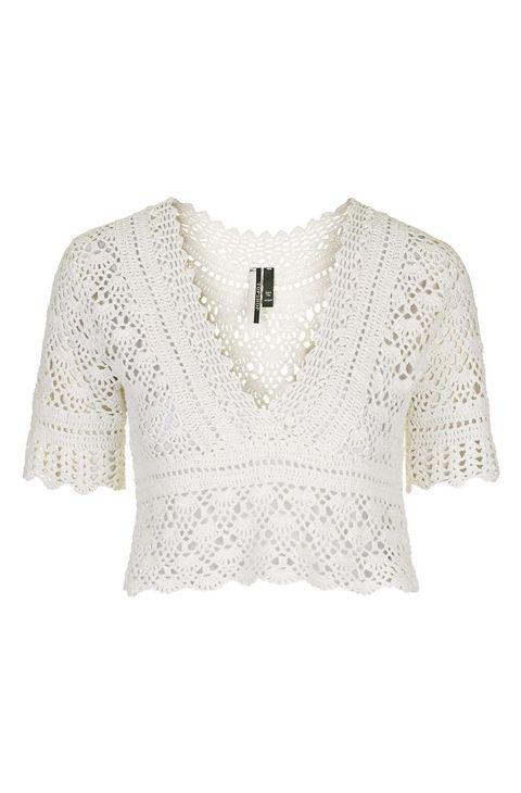 40 razones para llenar de crochet tu armario - El ganchillo invade ...
