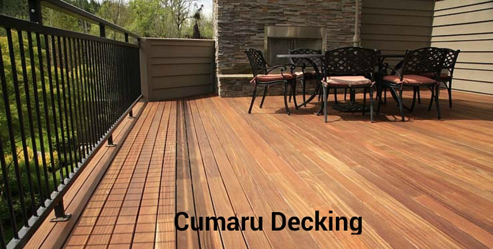 Cumaru Decking Brazilian Teak Decking Cumaru Decking Ipe Decking Deck