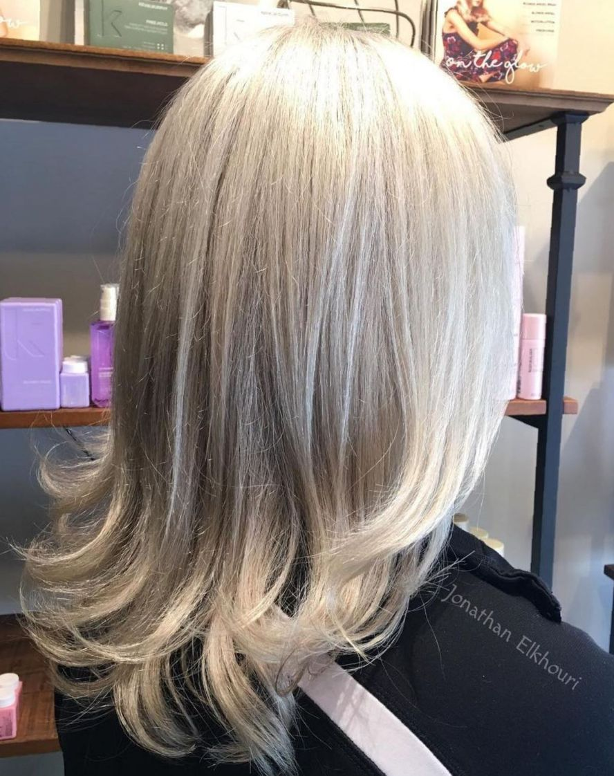 60 Gorgeous Gray Hair Styles In 2019 White Hair Pinterest Hair
