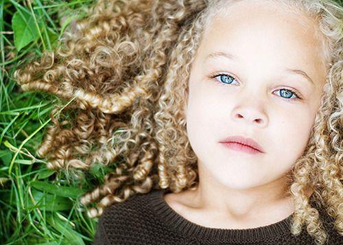 Pin By Galina Vinokurova On Faces Curly Hair Styles Biracial Beautiful Children