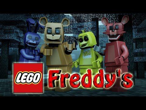 Minecraft Lego Challenge Five Nights At Freddy S Mod Freddy 5naf Lego Build Youtube Lego Challenge Lego Lego Toy Story