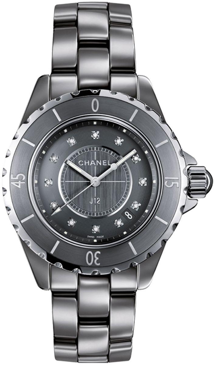 Replica chanel watches - Chanel J12 Quartz H3241