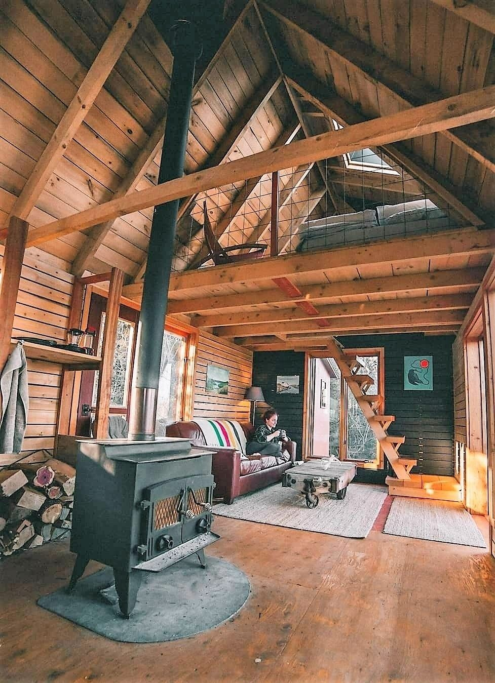 Small Cabin Plans On A Bunch Of Acres Oh Yeah Small Cabin Plans Small Cabin Log Cabin Homes
