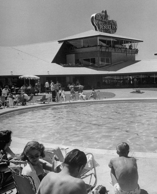 Desert In Pool 1950s You Can Find Chips From Here At Www All Chips Com Old Vegas Pictures 2 Pinterest 1950s Deserts And Vegas