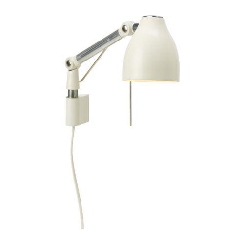 Us Furniture And Home Furnishings Ikea Wall Lamp Flat Decor