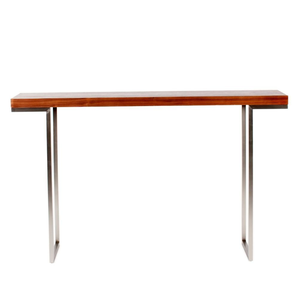 Repetir console table walnut romel pinterest console tables moes canada modern furniture store has the newest vancouver home furnishings buy console tables from our vancouver couch store geotapseo Images