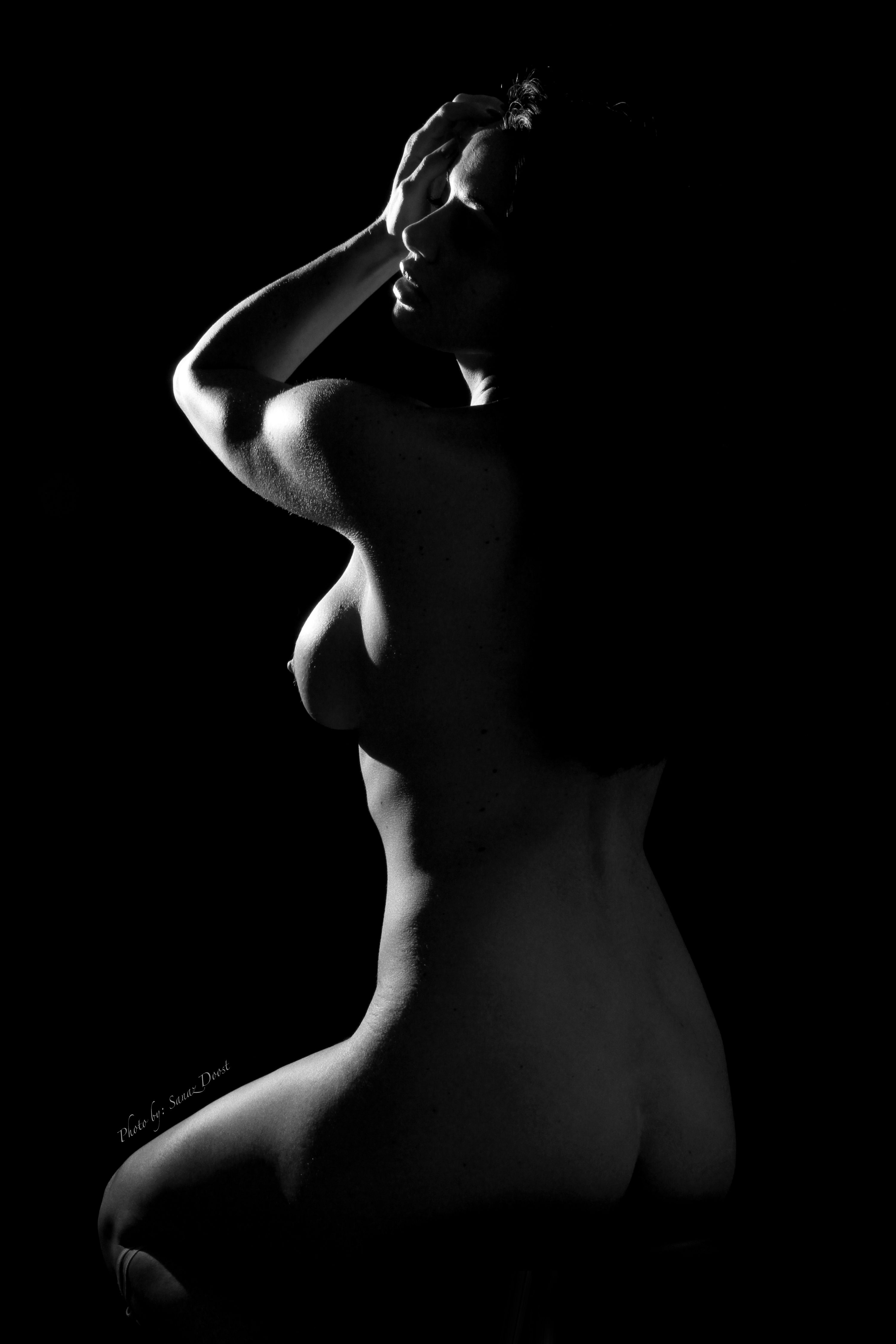 Nude & Boudoir Photography -  Photo by: Sanaz Doost