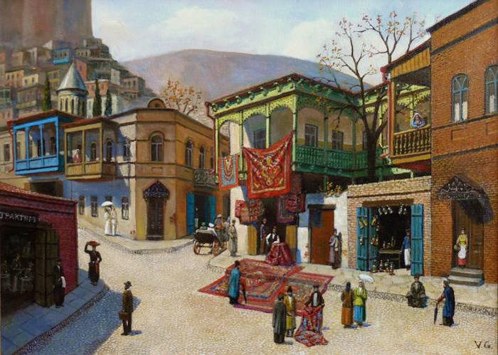 Картинки из тифлиса