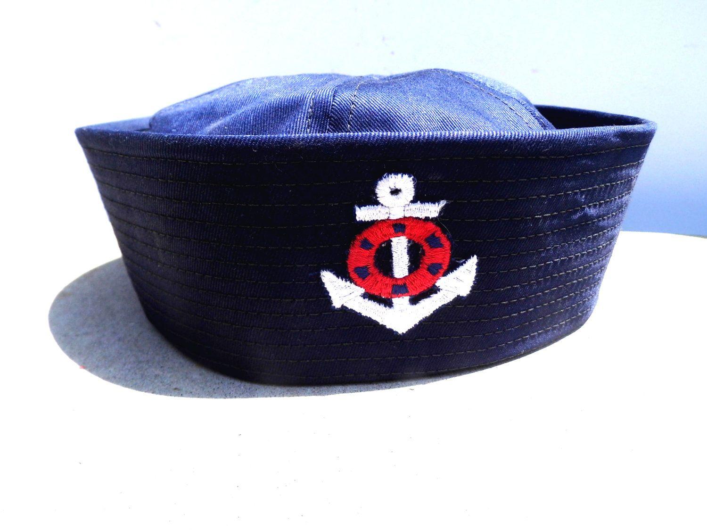 Vintage Sailor Hat 12e37b132d9