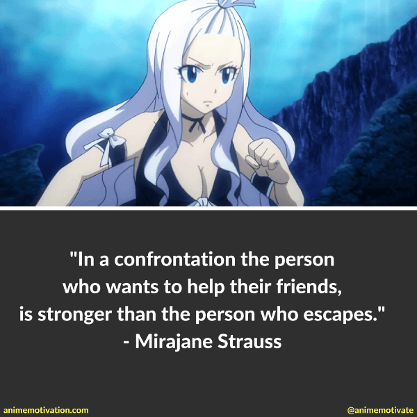 7 Mirajane Strauss Quotes Fairy Tail Fans Will Love Fairy Tail Quotes Fairy Tail Story Mirajane Fairy Tail She's one of the most popular characters from fairy tail, but what are your favorite erza scarlet quotes of all time? 7 mirajane strauss quotes fairy tail
