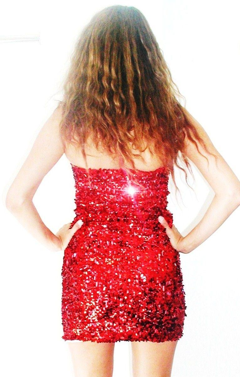 Shop Kami Shade Haute Red Sequin Strapless Mini Dress 104 50 Http Www Kamishade Com Haute Sequin Dresses Haute R Dresses Sequin Dress Clothes For Women [ 1203 x 766 Pixel ]