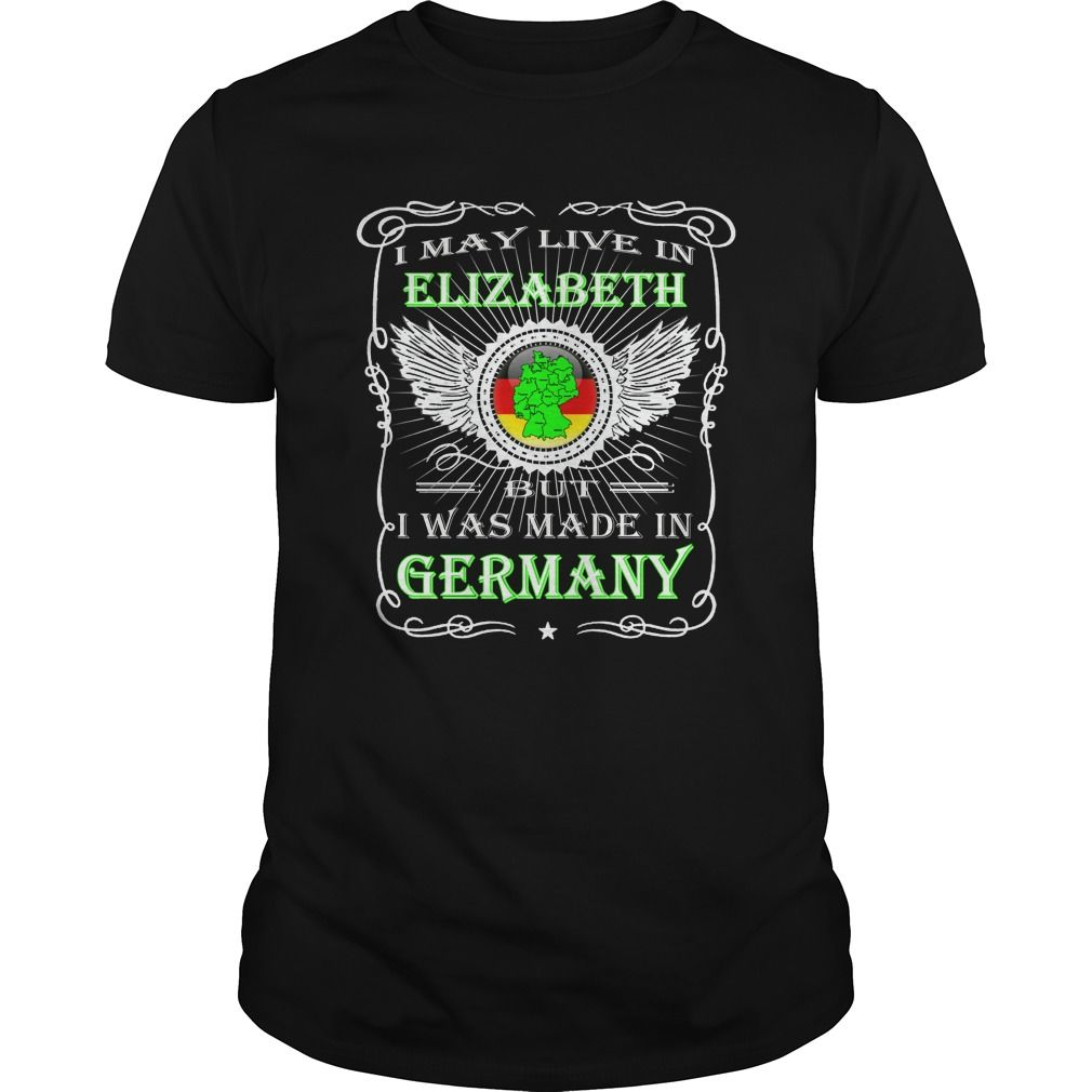 #Sportstshirt... Cool T-shirts  Worth :$24.00Purchase Now  Low cost Codes View pictures & pictures of Proud German live in Elizabeth t-shirts & hoodies:When you don't completely love our design, you possibly can SEARCH your favourite one through the use of .... Check more at http://wintshirt.info/sports/best-t-shirts-in-london-proud-german-live-in-elizabeth-wintshirts/