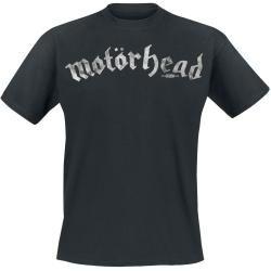 Motörhead Logo Herren-T-Shirt - schwarz - Offizielles Merchandise
