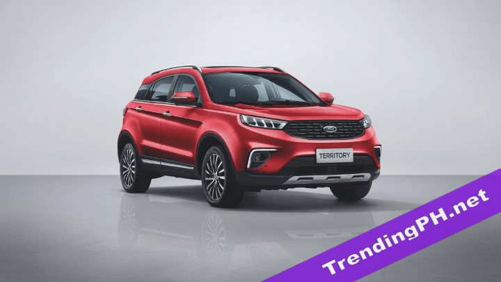 2020 Ford Territory Now Available In The Philippines Priced Yugatech In 2020 Small Suv Ford Tire Pressure Monitoring System