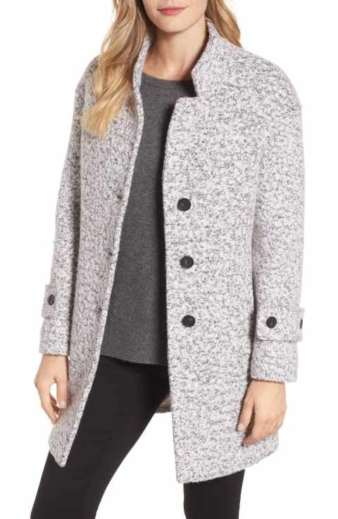 98df871c4c99d5 Lucky Brand Boiled Wool Coat
