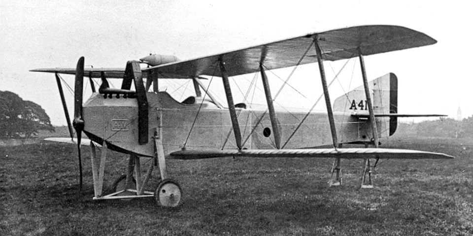 Armstrong Whitworth F.K.7