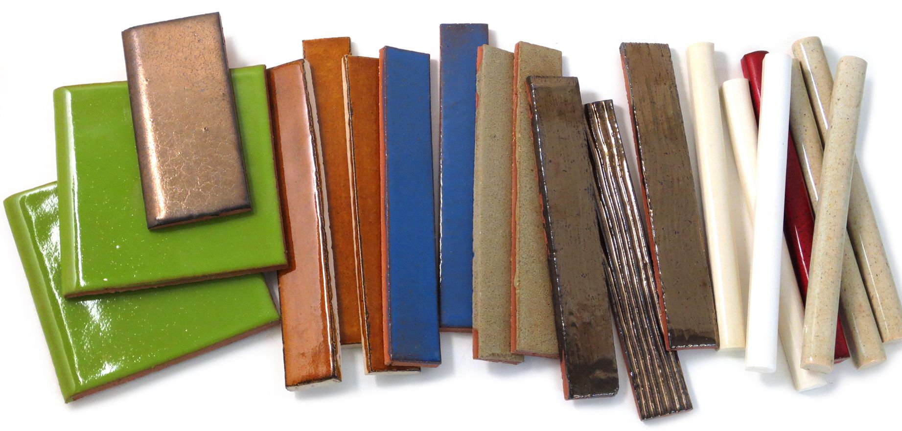 Decorative Bullnose Tile Trim Our Guide To Tile Finishing Which Type Should You Choose  Mosaics