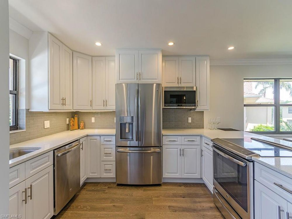 25+ Beautiful White Kitchens Ideas for Better Mood Every ...