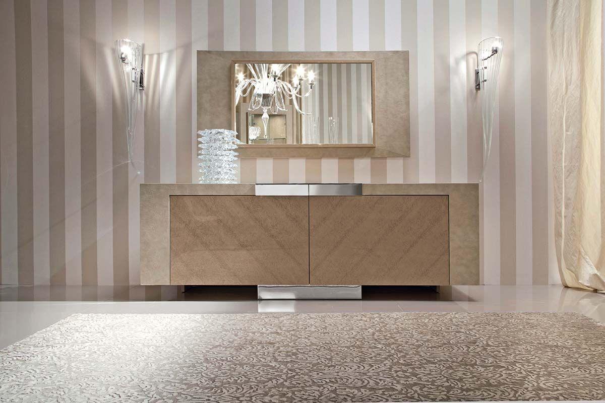 buffet bois laque meubles de luxe