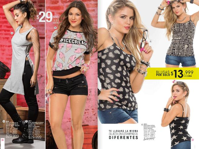 Carmel Teens Digital Ropa 03 2016 Juvenil Fashion Women Women S Top