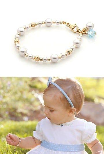 ecab52a61e5f Imagenes con modelos de hermosas cadenas de oro para bebes