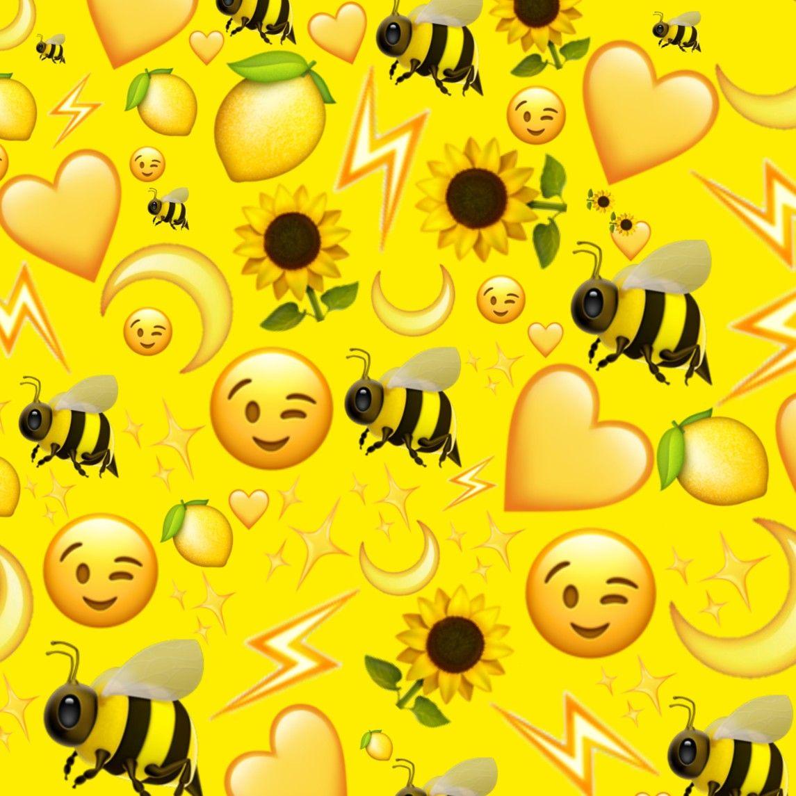 pin by brey on wallpapers emoji wallpaper emoji