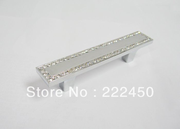 Delicieux Free Shipping!10Pcs Crystal Drawer Handles Cabinet Pulls For Furniture  Hardware (C.C:96