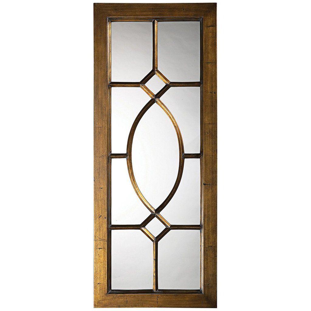 Howard Elliott Dayton Window Mirror | Rectangle mirror ...