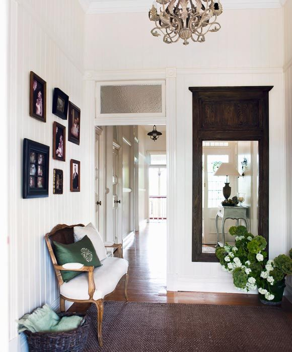 Diele/Vorraum Weiß/Braun | Einrichten & Wohnen | Pinterest | Diele