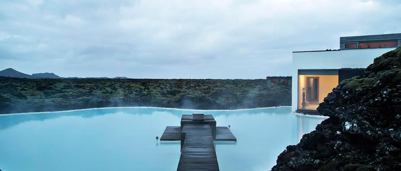 Set In The Heart Of A Stunning Lava Landscape Blue Lagoon Accommodation Is Available At Silica Hotel