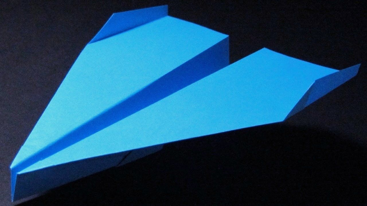 Paper Planes - How to make a Paper Airplane that Flies Far ...