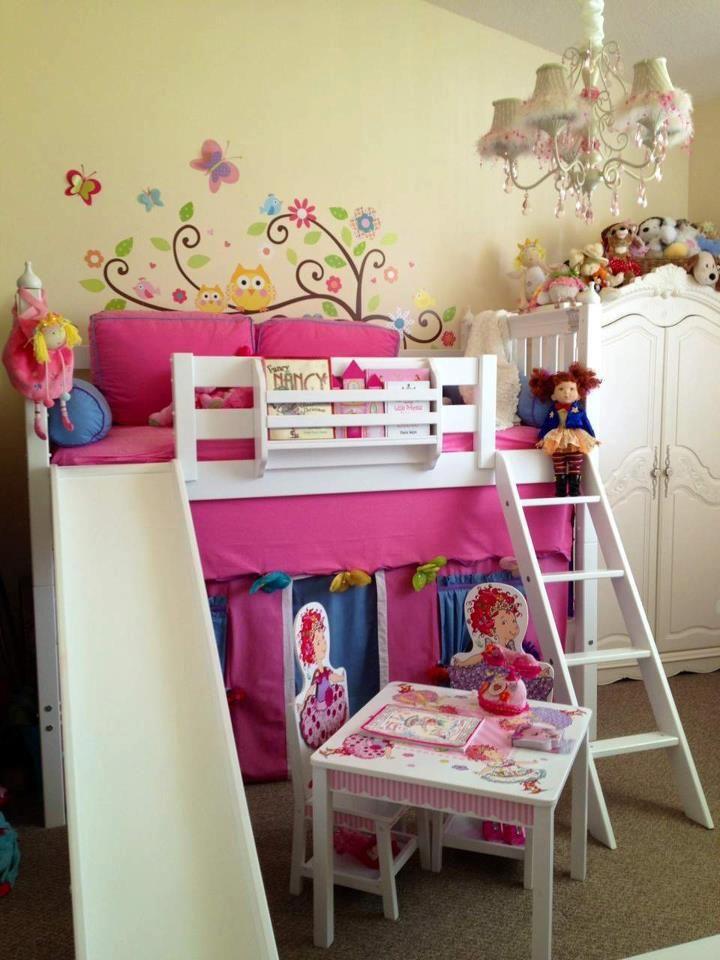 Fancy Nancy Room Kids Bedroom