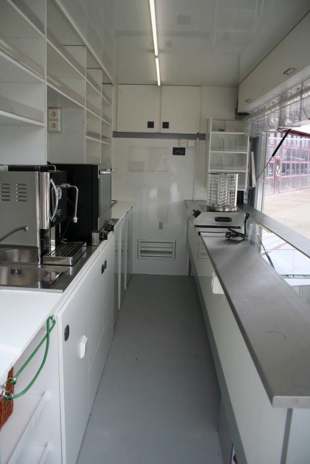 0611a765aa AJC Catering Van Conversion Mercedes Sprinter
