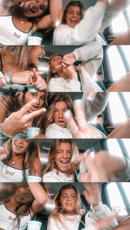 ρɪητεʀεsτ ᴊοsεғα ★ in 2020 Friend photoshoot, Friends