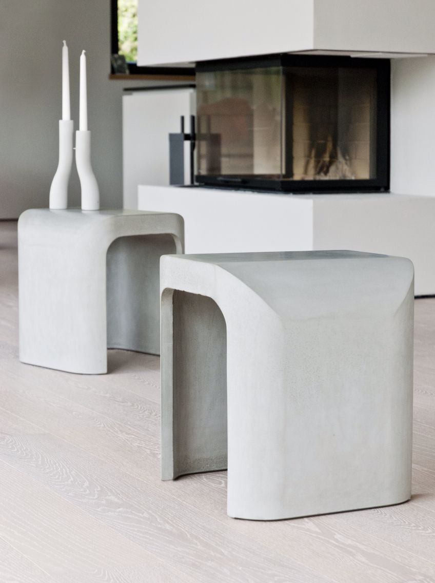 U-stool Concrete Products And Inspiration Projects