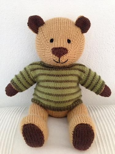 Jacob the Bear - SOOOO cute!
