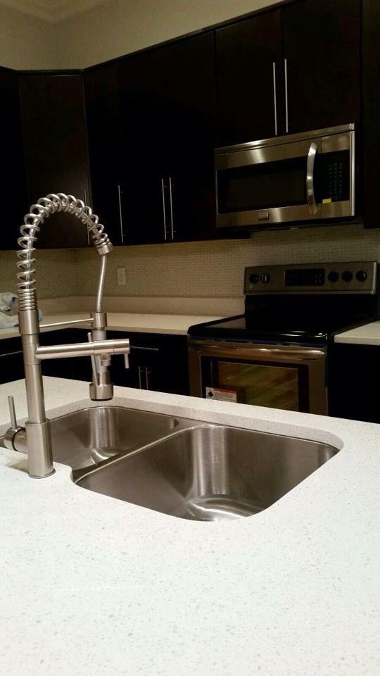 custom kitchen i designed espresso cabinets extended breakfast bar rh pinterest com