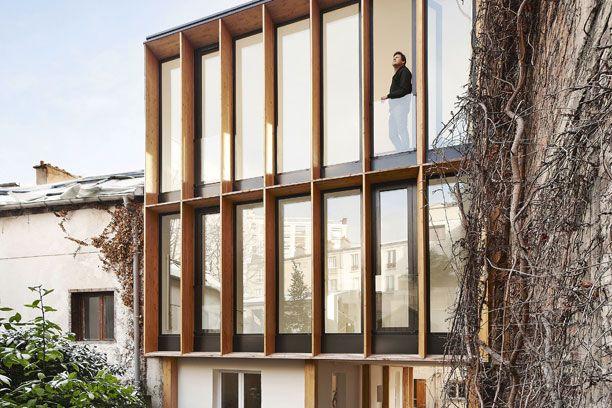 1er prix extensions-surélévations Déco  maisons en bois