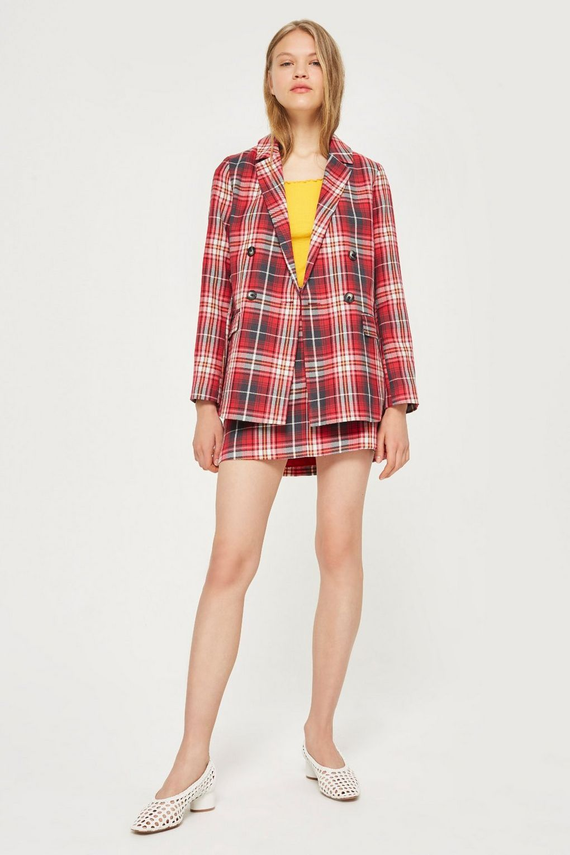 klassische Schuhe großartige Qualität Beste Summer Check Suit Jacket | TopShop | Checked suit, Tartan ...