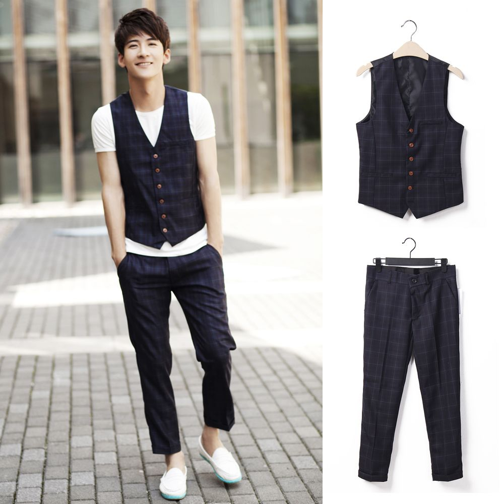 I Like The Vest Look With The Untucked Shirt Truestyle Vest Shirts
